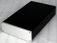 WA18 full Aluminum Preamplifier enclosure /DAC case/ amplifier chassis