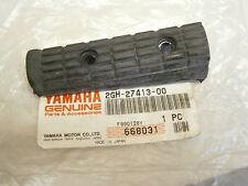 Yamaha FJR1300 FJR 1300 2013 13 Foot Rest Peg Rubber