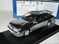 Corgi Vanguards - FORD SIERRA RS COSWORTH - CHROME EDITION Mint/Boxed