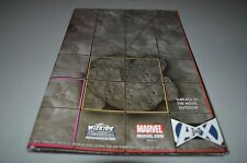 Marvel Heroclix AVX Surface of the Moon Outdoor & K'un Lun Outdoor Maps