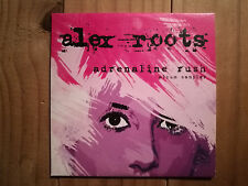 Alex Roots cd album - Adrenaline Rush by Alex Rush. Album Sampler cd