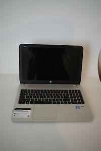 HP ENVY silver laptop Intel I-5 3rd gen, Beats audio model 15-j011dx