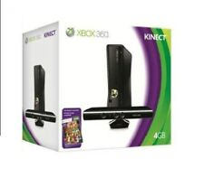 Xbox 360 - Konsole Slim 4GB #Kinect Adventures Edition (mit OVP) (Top Zustand)