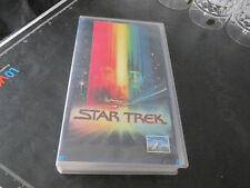 STAR TRECK CIC PVS 70004 VHS ok Univideo 02/1992