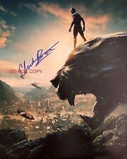 Chadwick Boseman Avengers Infinity War Black Panther Reprint SIGNED 8x10 Photo 3