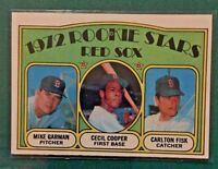 1972 Topps Carlton Fisk #79 Baseball Card***SHARP***