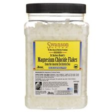Swanson Magnesium Chloride Flakes 2.2 lb Flakes
