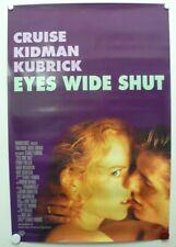 Eyes Wide Shut 1999 A Tom Cruise, Nicole Kidman, Sydney Pollack-One Sheet