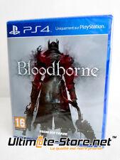 Jeu PlayStation 4 - BLOODBORNE - VF - Neuf sous Blister Officiel PS4 - 1ère Ver.