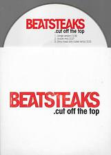 Beatsteaks - Cut off the Top 2007 Promo inkl Timo Maas Remix - 3 Track CD Promo