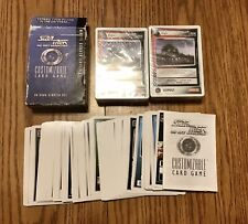 Star Trek the Next Generation Customizable Card Game - 3x 60 Card Starter Sets