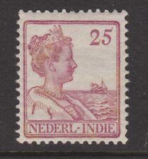 Nederlands Indie Netherlands Indies Indonesia 124 MLH Wilhelmina 1913 No GUM