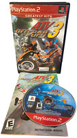 ATV 3 Offroad Fury W Manual PS2 PlayStation 2 Game