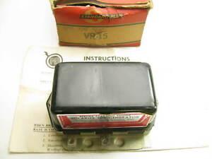 Standard Motor Product VR-15 Voltage Regulator 12 Volts