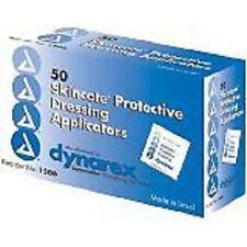 1- DYNAREX SKINCOTE PROTECTIVE DRESSING APPLICATORS 50 PC.