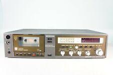 Uher CG-355 Stereo Kassettendeck Tapedeck Auto Reverse Neuwertig Generalüberholt
