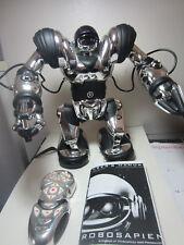 WowWee Robosapien Toy, Chrome # 6690uu