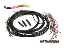 MZ/MUZ faisceau câbles TS125 TS150 Standard ETS125/1 ETS150/1 avec schéma Moto