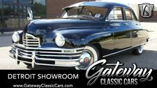 1949 Packard Series 22 Deluxe Eight Touring Sedan