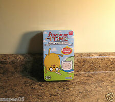 Adventure Time Games With Finn And Jake Tin Set New