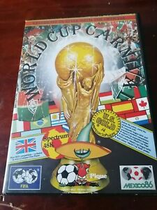 World Cup Carnival - ZX Spectrum 48K/128K US Gold 1986 Tested/Working Complete