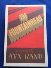 THE FOUNTAINHEAD - FACSIMILE GIFT EDITION BY AYN RAND