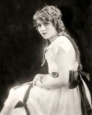 MARY PICKFORD 8x10 PICTURE GREAT YOUNG PHOTO OF LEGEND