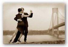 ART PRINT Tango by Verrazano Bridge Igor Maloratsky