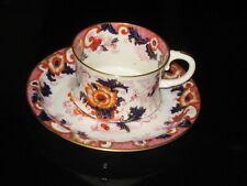 Cauldon Imari 3509 cup and saucer
