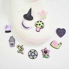 Buckles Cute Cartoon Shoes Accessories Sandal Decoration Soft PVC Shoe Charm