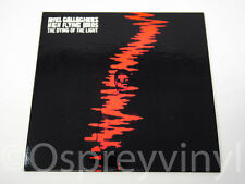 Noel Gallagher's HFB The Dying of the Light New Promo Cd single Oasis