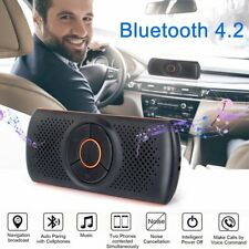 Funk Auto KFZ Bluetooth Freisprecheinrichtung Lautsprecher Google Assistant NEU
