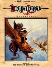 The Dragonlance Saga Book Three Nm! 8432 Ad&D Graphic Novel Dungeons & Dragons
