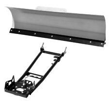 """New KFI 60"""" Pro Series Snow Plow & Mount - 2005-2014 Polaris Sportsman 800 ATV"""