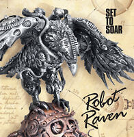 Set to Soar - NEW Release from Robot Raven - Great Original Classic Rock!