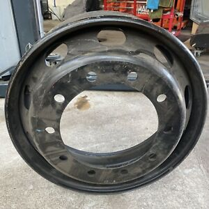 Truck Steel Wheel Rim HGV 6.75 X 22.5 10Stud