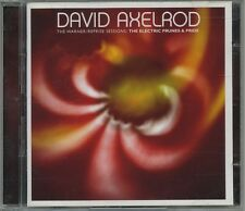 DAVID AXELROD The Electric Prunes & Pride - NEAR MINT Rhino 2007 EU 2CD