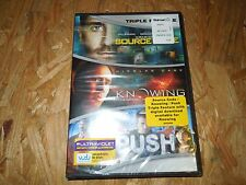 Triple Feature: Source Code, Knowing, Push (DVD, 2014) Ultraviolet for Knowing