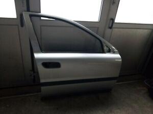 ►► Tür vorn rechts Volvo S60-I V70-II 426 silber metallic Vordertür Beifahrertür