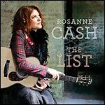 THE LIST ROSANNE CASH  CD COUNTRY-BLUES