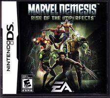Marvel Nemesis Raro Nintendo Ds Ds Lite Dsi Xl 3 DS 3 DS 2 ds juego de niños