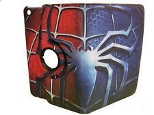 IPAD MINI 2 / 3 GEN CASECOVER SPIDERMAN MARVEL RED  SUPER HERO 360 DEGREE ROTATE