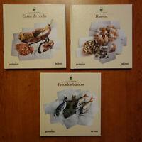 Lote libros de recetas de cocina variados periódico El País variados modernos