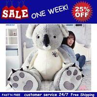 Valentine's Day 90cm Giant Australia Koala Cotton Plush Soft Toy Doll Stuffed