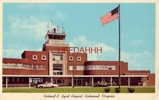 RICHARD E. BYRD AIRPORT, owned and operated by city of RICHMOND, VA.