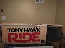Sony Ride Video Game Wireless Skateboard Bundle by Tony Hawk for PS3 Brand New!