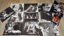 PAUL NASCHY tres rare lot photos presse argentique cinema  epouvante , erotique