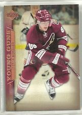 Peter Mueller 2007-08 Upper Deck Phoenix Coyotes Young Guns ROOKIE Card #240