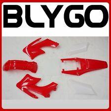 RED APOLLO ORION Plastics Guard Fender Fairing Kit 125cc 250cc PIT PRO Dirt Bike