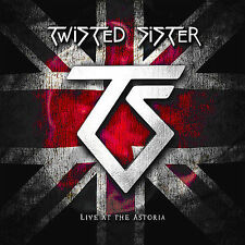 Live at the Astoria [PA] by Twisted Sister (CD, Nov-2008, 2 Discs, DR2 Records)